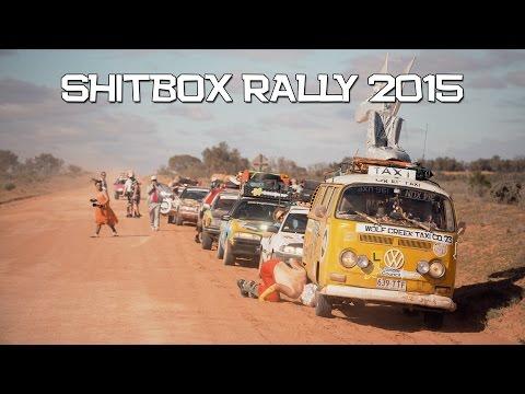 Shitbox Rally 2015