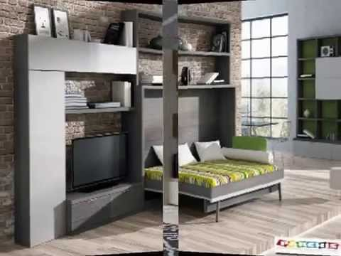 Muebles Para Espacios Reducidos Dormitorios Muebles Para