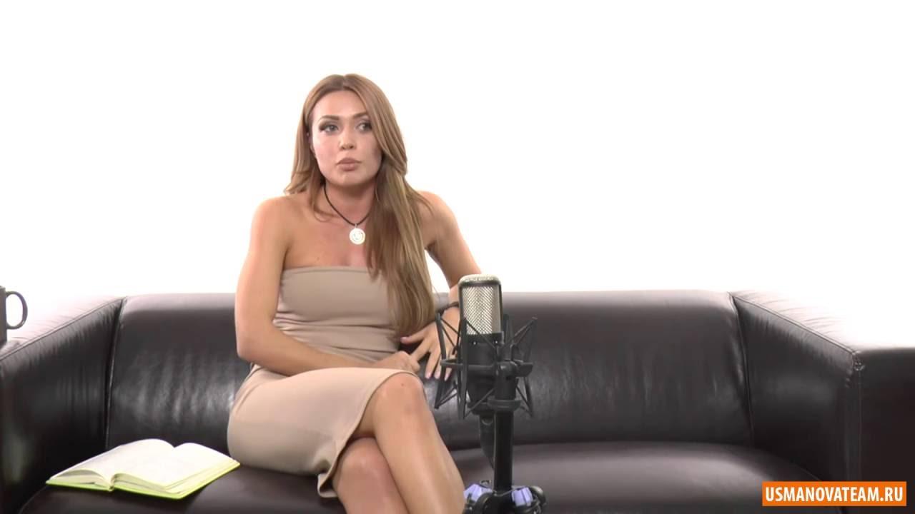 Катя Усманова: как я почти отказалсь от мяса - YouTube