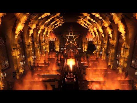 "HORROR SPECIAL ""The Mansion"" - Planet Coaster | Zander"