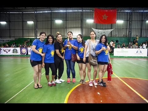 Bluebble Gum Vs Duty Free | 2016 Volleyball Sportfest | Women | FFC