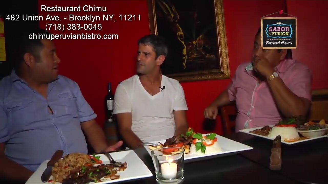 Italian Foods Near Me: Restaurant Chimu