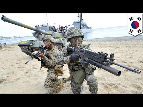 War games: US, South Korea push through with annual military drills that anger NoKor - TomoNews