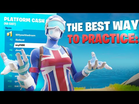 The SECRET TRICK I Used To Win Money In The Console Platform Cash Cup (Best Way To Practice)