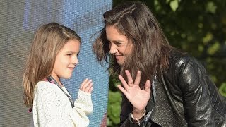 Suri Cruise Is All Grown Up on Latest Date Night with Mom Katie Holmes