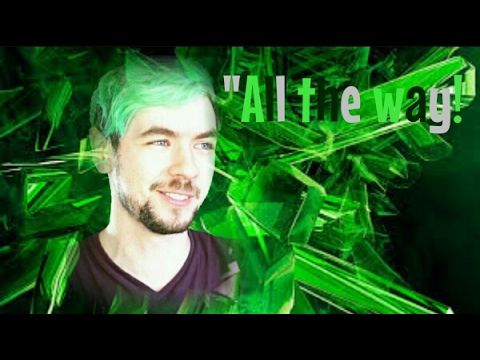 """Jacksepticeye """"All the way"""" clean version 1 hour"""