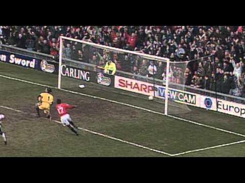 Il Mio Amico Eric - Alcuni Gol Di Cantona Al Manchester United.