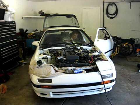 1jzgte into Mazda Rx7 FC build – My Build Garage