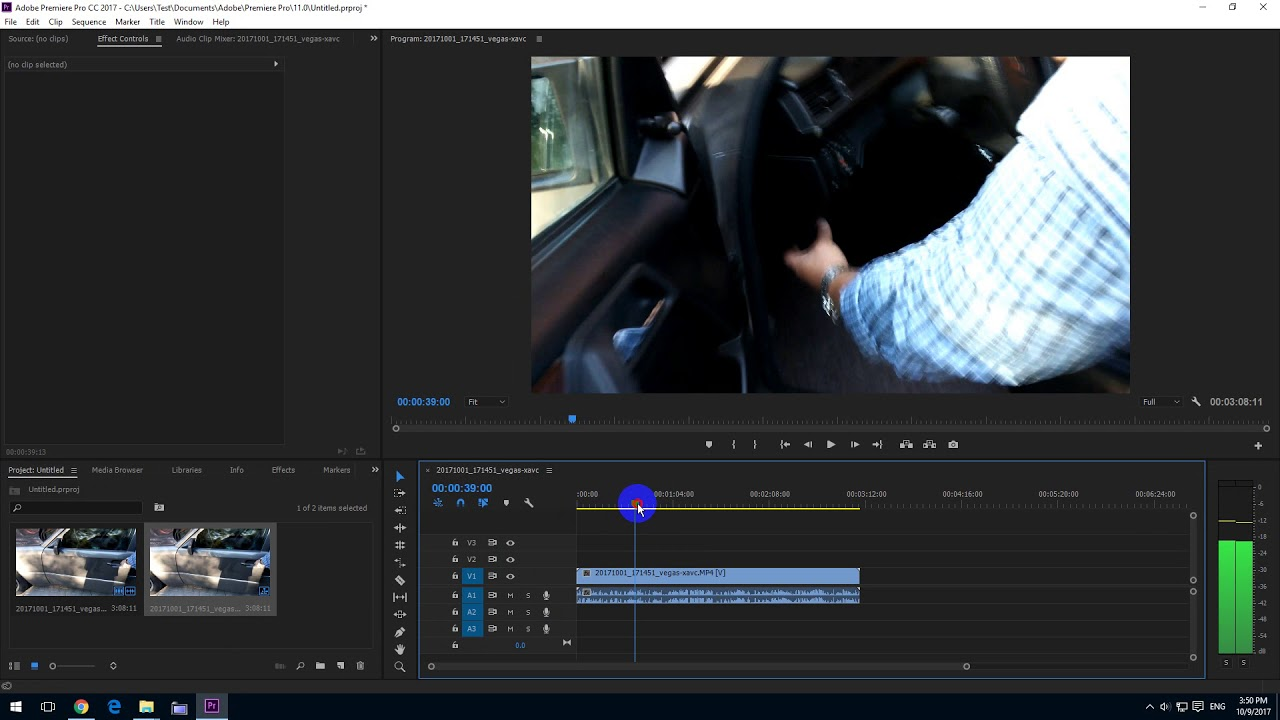 Audio out of Sync after importing into Premiere Pro (MP4 vs MOV)