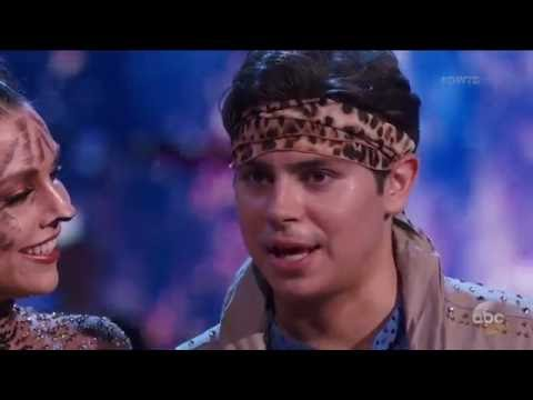 Jake T. Austin  Dancing With The Stars S23E02