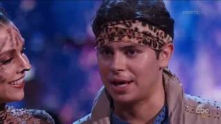 Jake T. Austin - Dancing With The Stars S23E02