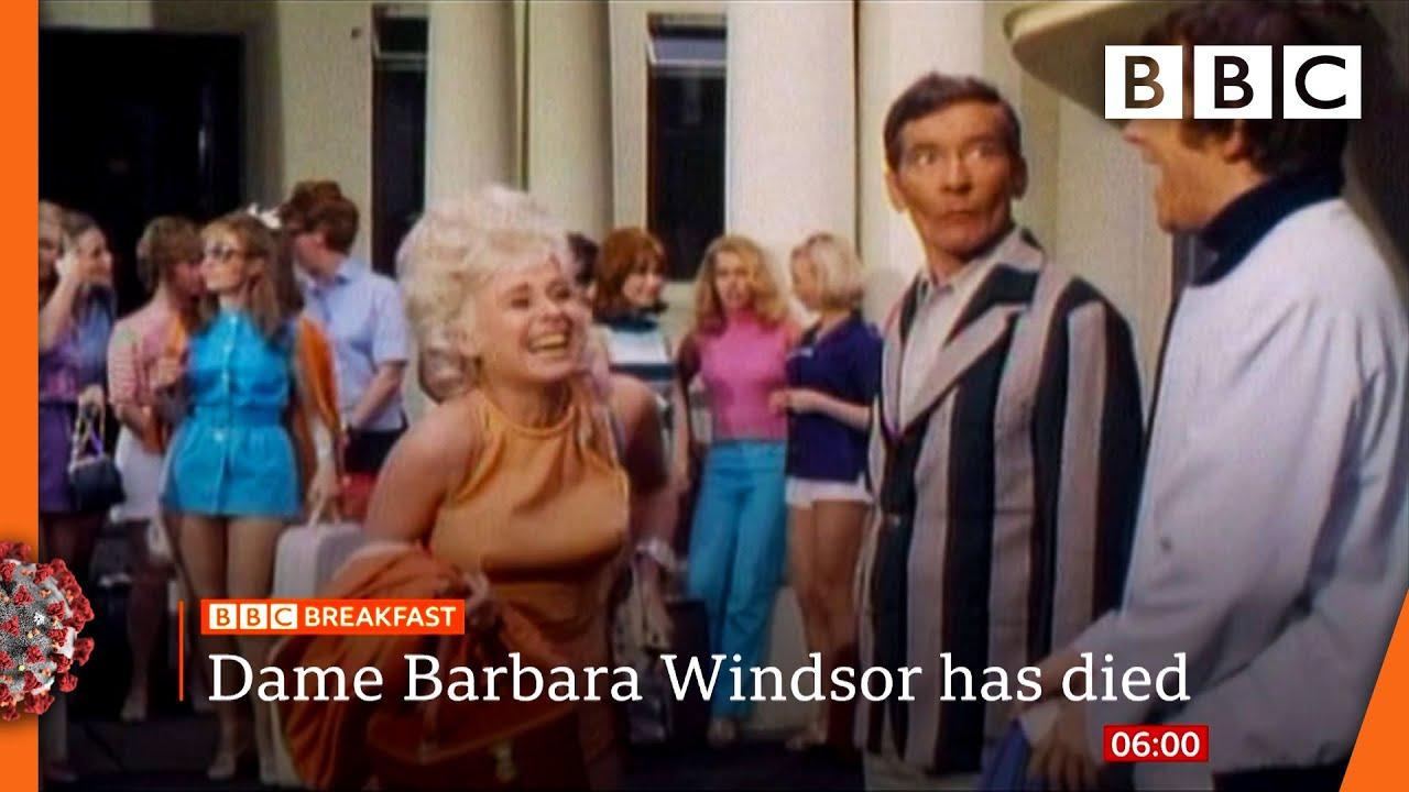 EastEnders Actress Dame Barbara Windsor Dies at 83: 'An ...