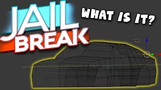 NEW CAR COMING TO ROBLOX JAILBREAK!!!