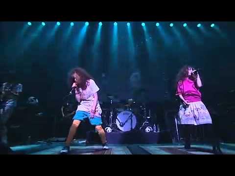 PUFFY - Tokyo I'm On My Way   live