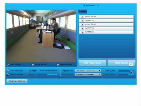 Brandlive Broadcaster Overview