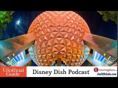 Disney Dish Podcast - Disney's Liberty Square, Liberty Street, and Disney's America