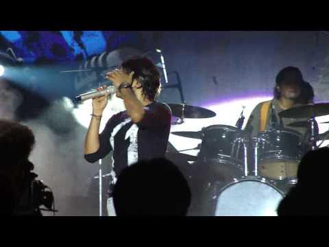 KK LIVE-9 AANKHO ME TERI AJAB AJAB SI IN NITK INCIDENT 2010