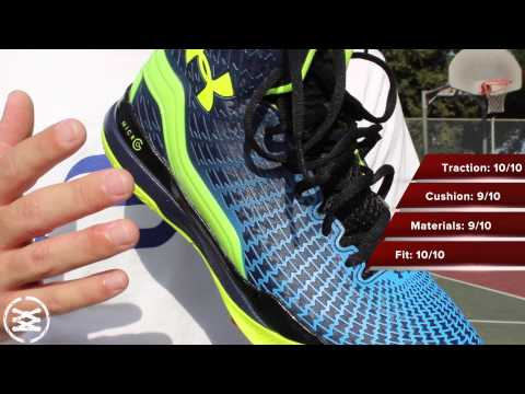 Under Armour Micro G ClutchFit Drive: Nightwing2303 Performance Review