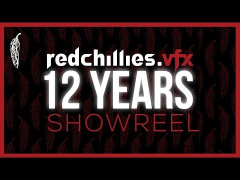 12 Years Of Redchillies.VFX