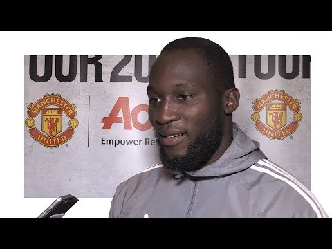 Romelu Lukaku Exclusive Interview - 'Jose Mourinho's Vision Persuaded Me To Join Manchester United'