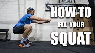 How To Squat And How Low To Go