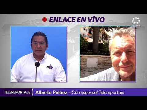 UE no enviará vacunas a África, lamenta Alberto Peláez