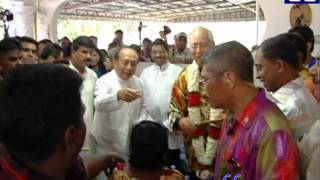 PM Visits Three Indian Families During Malaysia Deepavali Open House In Sungai Siput