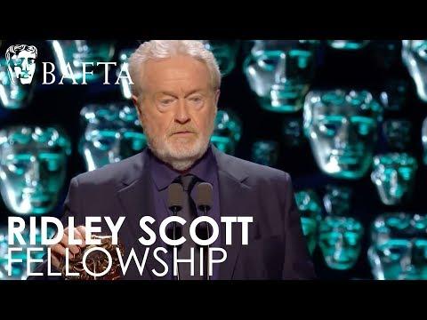 Sir Ridley Scott Receives the BAFTA Fellowship