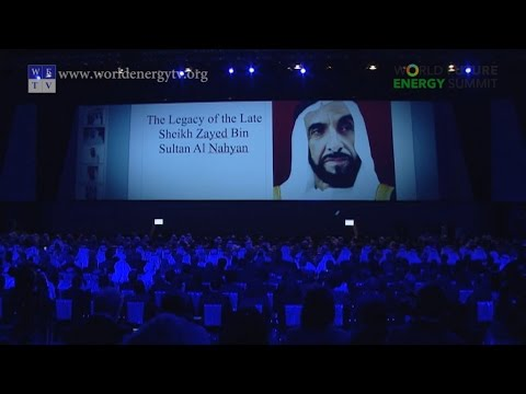Zayed Future Energy Prize 2016