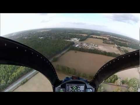 Mosquito XET Turbine Helicopter Pilot's POV