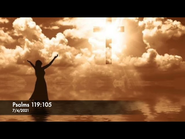 Series: Part 7 FINAL- The Word: God's Presence
