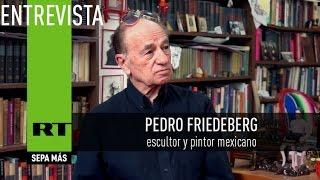"""Entrevista con Pedro Friedeberg: """"Hablo mal de todo el mundo, tienen derecho a hablar mal de mí"""""""