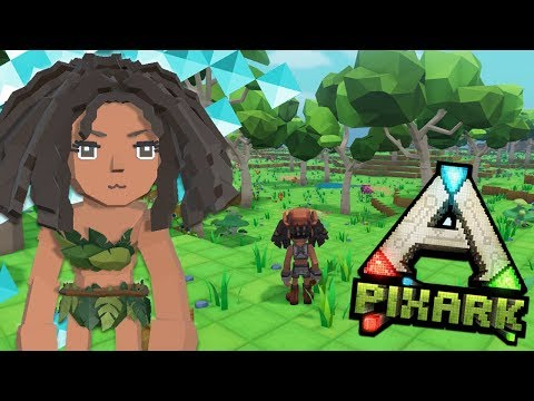 Don't Poke Your Pachy!! 🦕 PixARK • #2