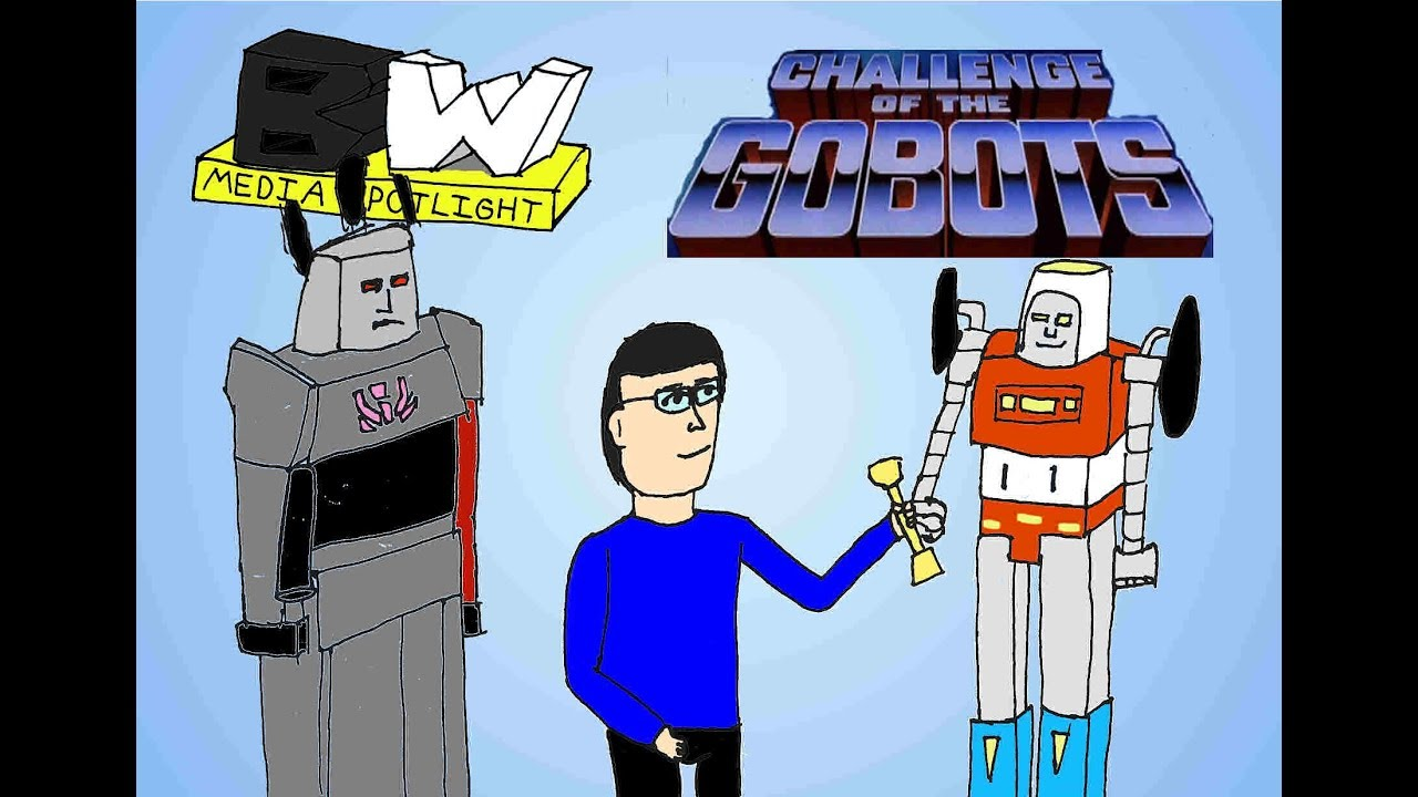 Challenge Of The Gobots A Bw Video Review Youtube