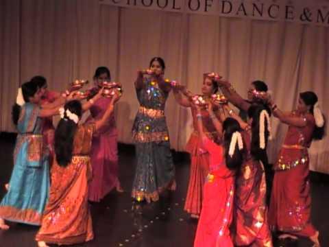 Skanda Matha School of Dance & Music 1st Anniversa...
