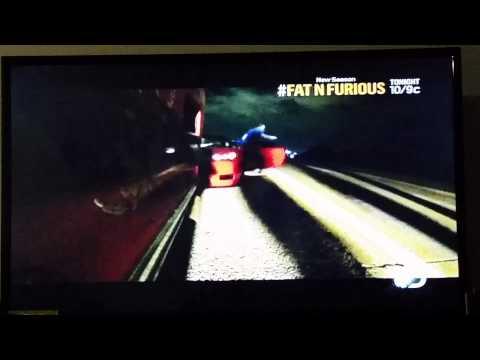 Farm truck vs Ferrari and Corvette