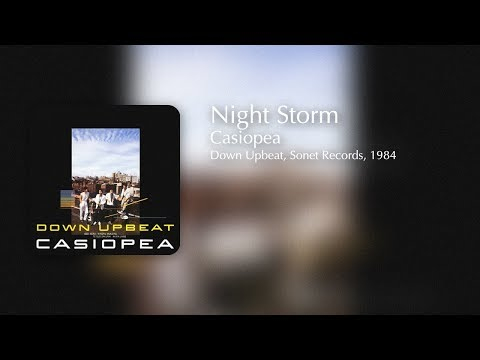 CASIOPEA - Night Storm