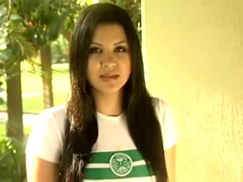Entrevista De Simone Fescki, Musa Do Coritiba No Brasileirão 2009