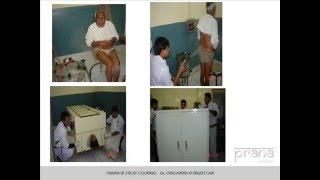 Repeat youtube video Virechana Panchakarma by Dr Prasanna, Prana Retreat, Chennai  www prana retreat com