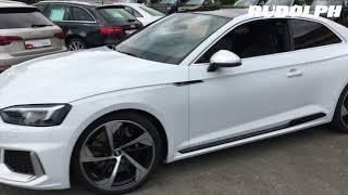 Audi RS5 Coupé unboxing (2017)