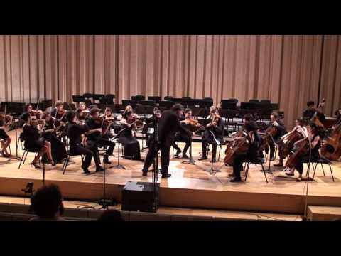 Tchaikovsky Serenade Camerata Gareguin Aroutiounian ESML May 2017