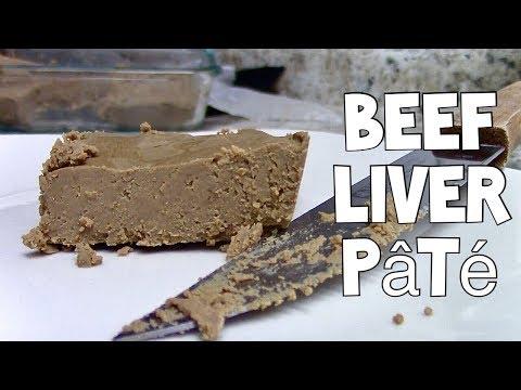 beef-liver-pate-recipe- -keto- -carnivore