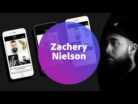 Live UI/UX Design With Zachery Nielson - 3 Of 3