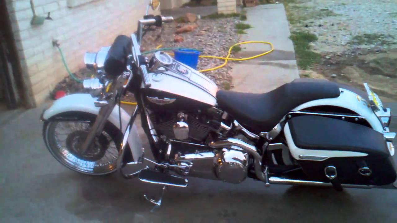 Harley Davidson Softail Deluxe Bagger