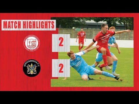 Ballyclare Knockbreda Goals And Highlights