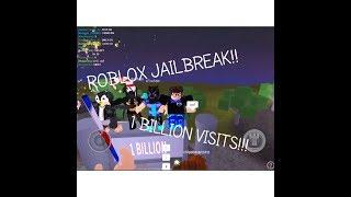 Roblox Jailbreak 1 milliard de visites Mise à jour - Compte à rebours
