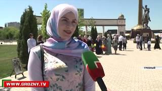 В праздновании 1 мая в Грозном приняло участие 120 тысяч человек