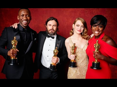 89th Oscars Full Carpet and Backstage (2/26/17)