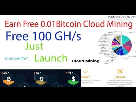 Earn Free 0.01 Btc | Wizory | Free Cloud Mining - Earn Unlimited Bitcoin