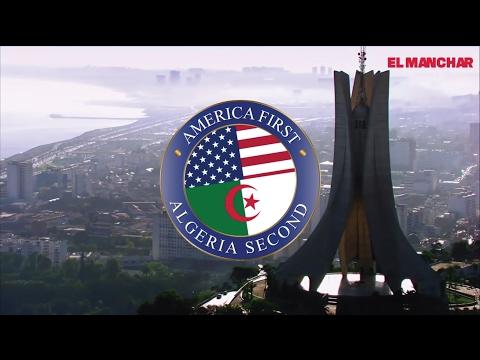 America first, Algeria second